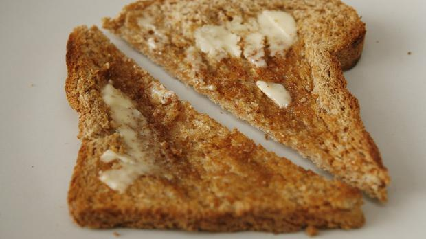 Wholemeal bread is considered a healthy choice