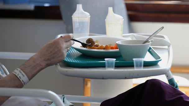 One in four hospital meals are thrown away, figures reveal