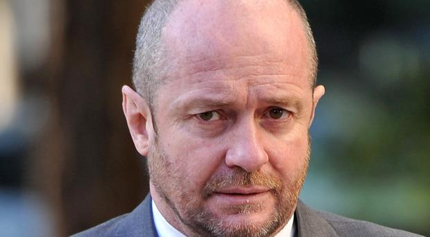 The body of bankrupt tycoon Scot Young was found impaled on railings at the base of luxury flats in London