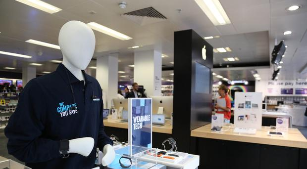Dixons Carphone reports a huge surge in profits in its first set of annual results