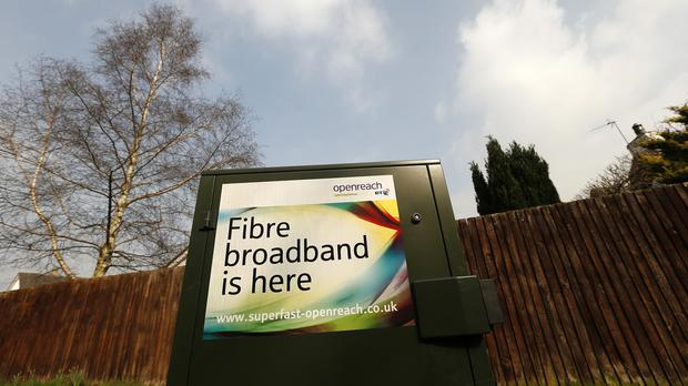 Ofcom is considering whether to split Openreach from BT