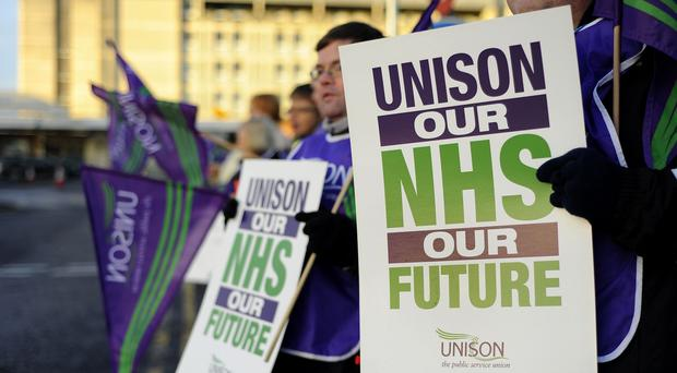 Strikes by public sector unions have led to an increase in the number of working days lost through industrial action in 2014