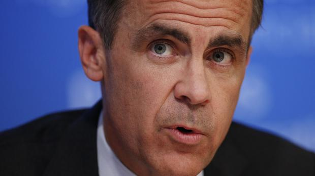 Bank of England governor Mark Carney has spoken about when interest rates may rise