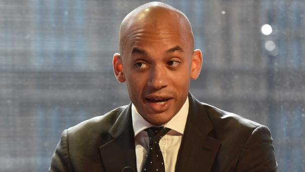 Former Labour leadership candidate Chuka Umunna has accused his party of 'screaming at the electorate'