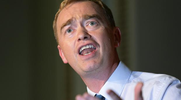 Tim Farron has been elected to succeed Nick Clegg