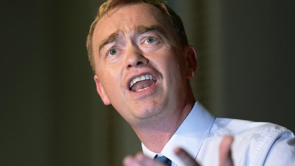 Tim Farron said there is a sense of an