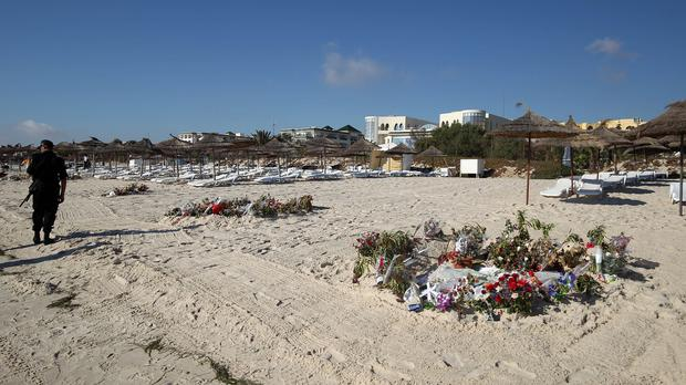 The terror attack in Sousse, Tunisia, left 38 people dead
