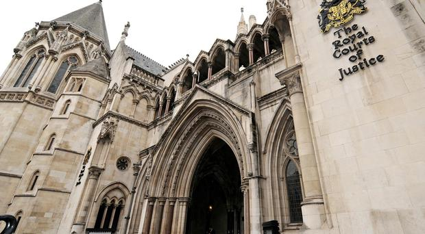 The man is asking two judges in London to rule the GMC's guidance on assisted suicide