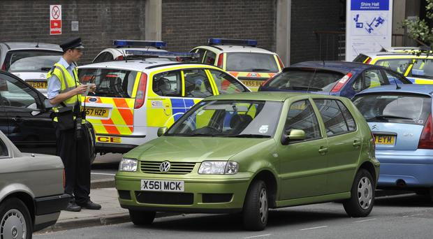 Most traffic wardens now work for local authorities