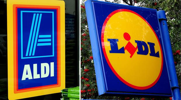 Discounters Aldi and Lidl are putting pressure on the 'big four' supermarkets and food suppliers and farmers are being squeezed as a result, research shows