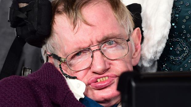Stephen Hawking said it is 'time to commit to finding the answer to search for life beyond Earth'