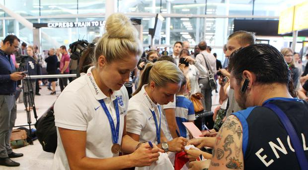 England's Lionesses missed out on the UK version of the game