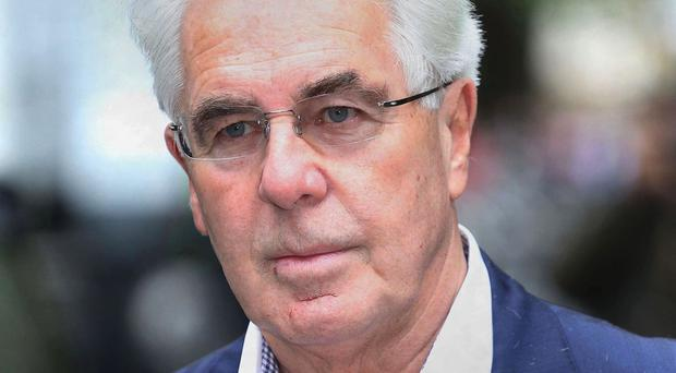 Max Clifford represented some of the biggest names in showbusiness in a career that spanned more than 40 years