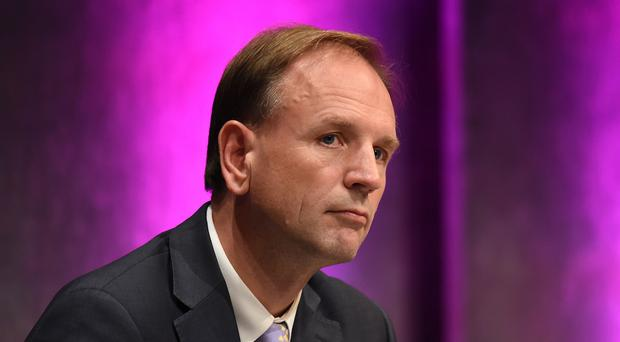 Simon Stevens was giving evidence to the House of Commons Health Committee