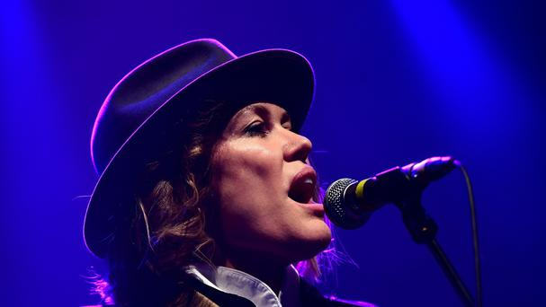 Cerys Matthews made an impassioned plea to politicians not to