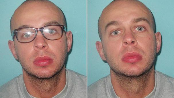 Ryan Byrne was mistakenly freed from Wandsworth Prison (Metropolitan Police)