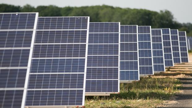 There has been a fall in cost of delivering solar power, said Energy Secretary Amber Rudd