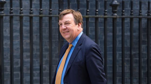 John Whittingdale says the review of the BBC's royal charter would look at whether the broadcaster should continue to be