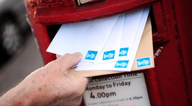 The 10,843 identified mail scam victims lost an average of £1,184 each