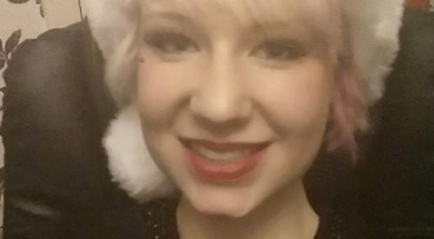 Eloise Parry died after taking 'diet pills' thought to contain a highly toxic chemical (West Mercia Police/PA)