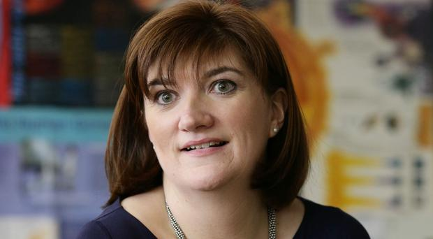 Nicky Morgan defined 'coasting' schools as those that fail to ensure 60% of their pupils achieve five good GCSEs