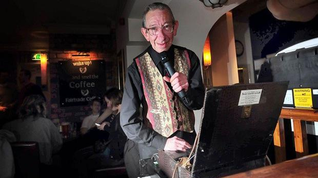 Well-known disc jockey, DJ Derek, from Bristol who has been reported missing, having not been seen by his family for three weeks