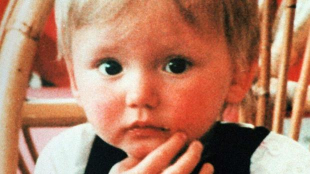 Ben Needham went missing in Greece when he was 21 months old