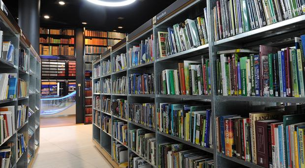 The apparent decline in interest in libraries comes despite an overall increase in the number of libraries