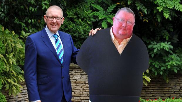 Derek Avery was named Slimming World Man of the Year 2015 after shedding 17st 9.5lb