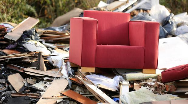 Fly-tipping costs councils millions of pounds every year