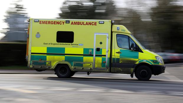 The East of England Ambulance Service attended the incident in Norfolk