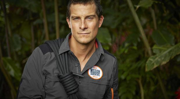 Bear Grylls is challenging every child to accept his 'Summer Manifesto'