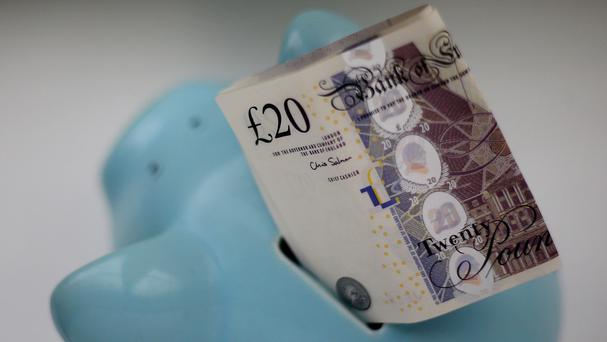 Over-45s are feeling significantly more positive about their finances than the younger generations, the report found