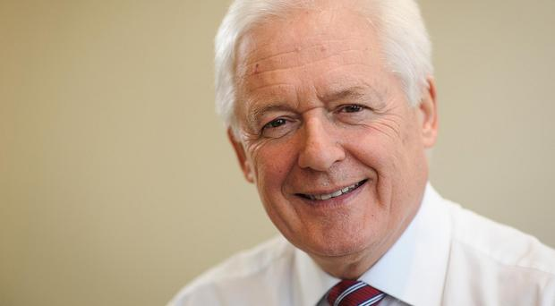 John McFarlane, chairman for Barclays bank
