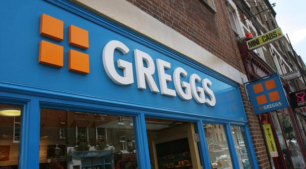 Greggs announced improved figures