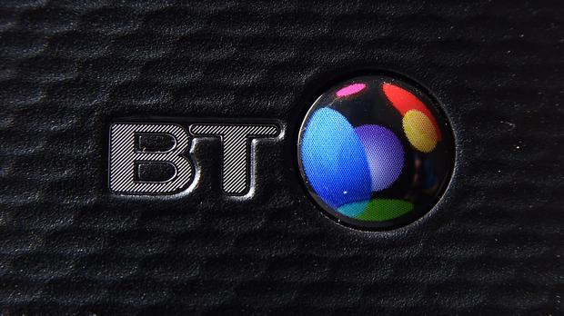 BT warned the issues could last into next week