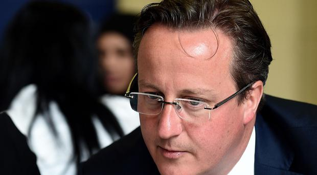 Prime Minister David Cameron is setting out a consultation plan on pension changes