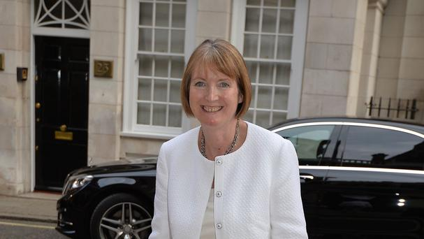 Harriet Harman said supporters of other parties had no right to vote in the Labour leadership election