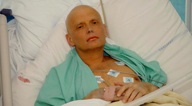 Poisoned: Alexander Litvinenko
