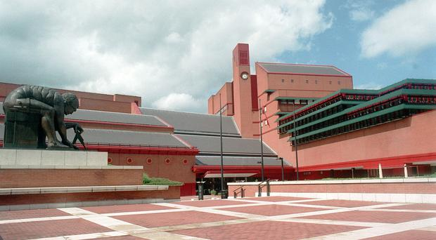 The British Library is one of the youngest public buildings to receive protected status