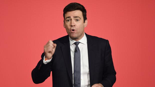 Labour leadership hopeful Andy Burnham has been backed by Neil Kinnock