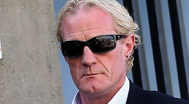 Colin Hendry captained Scotland in the 1998 World Cup