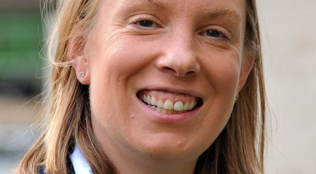 Tracey Couch is puzzled at the dip in sports participation