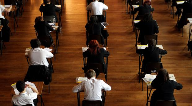Almost 143,000 students are receiving their exam results