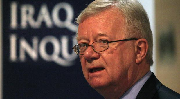 Sir John Chilcot is heading up the inquiry into the Iraq war