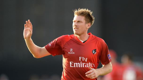 James Faulkner was fined £10,000 after pleading guilty of drink-driving at Manchester Magistrates' Court