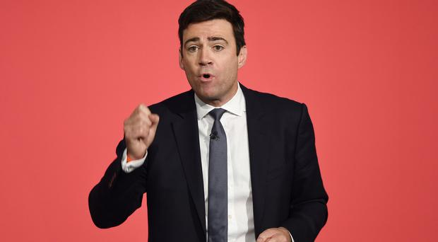 Andy Burnham is the bookies' favourite to succeed Ed Miliband
