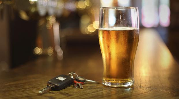 The number of people killed in crashes linked to alcohol consumption remained at 240, unchanged for the fourth year