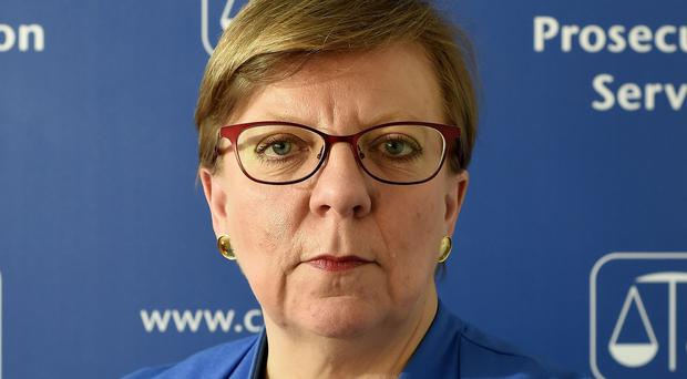 Alison Saunders said the introduction of the new law in April was helping get justice for victims
