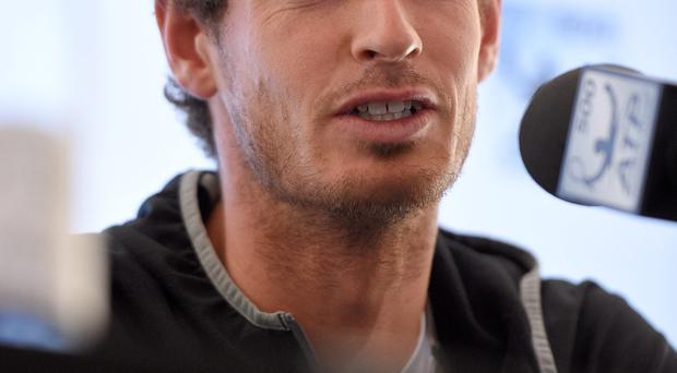 Andy Murray's wife is expecting